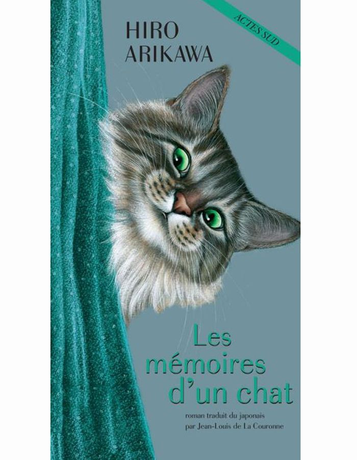 « Les mémoires d'un chat » d'Hiro Arikawa