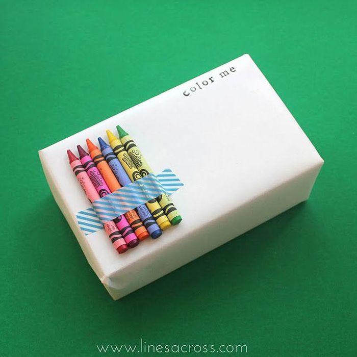 emballage cadeau customiser 25 id es d emballages cadeau qui font de l 39 effet elle. Black Bedroom Furniture Sets. Home Design Ideas