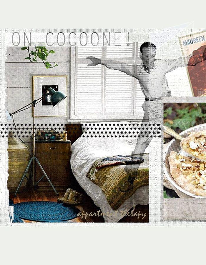 20 id es pour buller r ver et cocooner ce week end elle. Black Bedroom Furniture Sets. Home Design Ideas