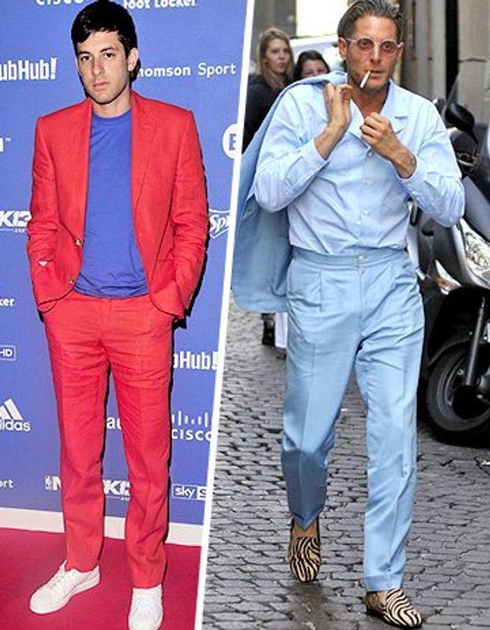 Le top 30 des hommes les mieux habillés de la planète