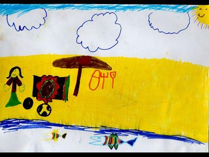 Hortense 7 ans et demi que r v lent les dessins de nos - Dessin de psy ...