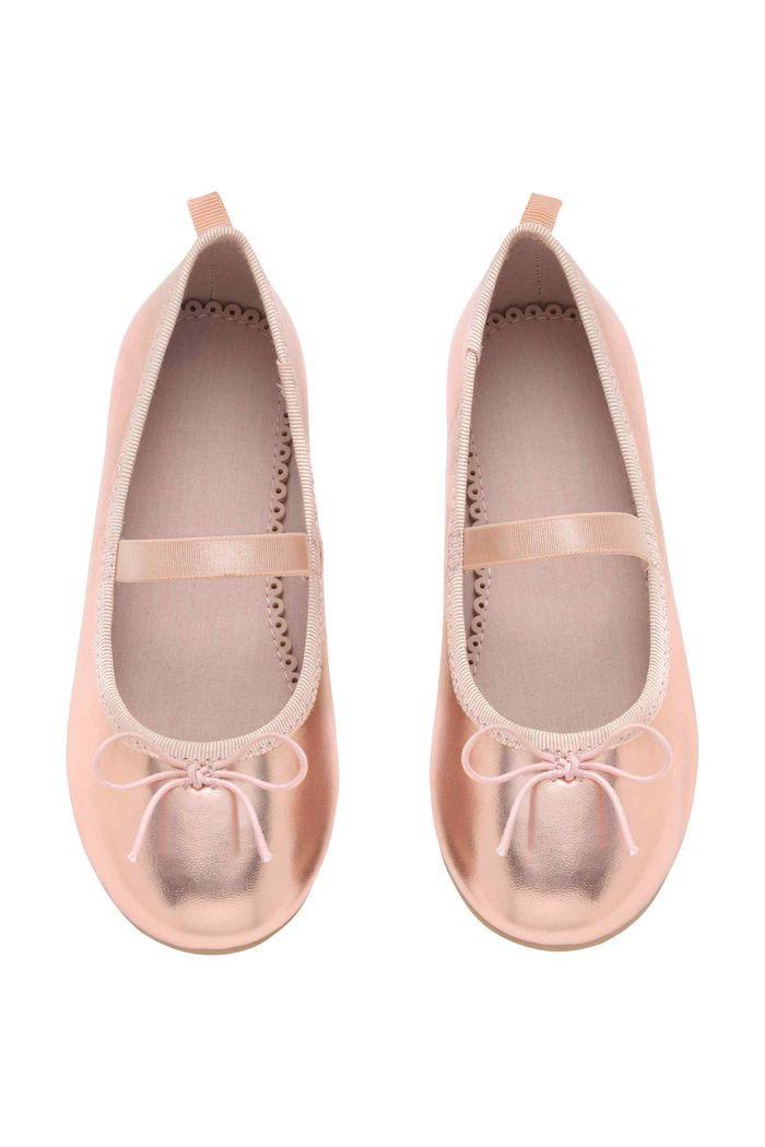 Ballerines roses H&M