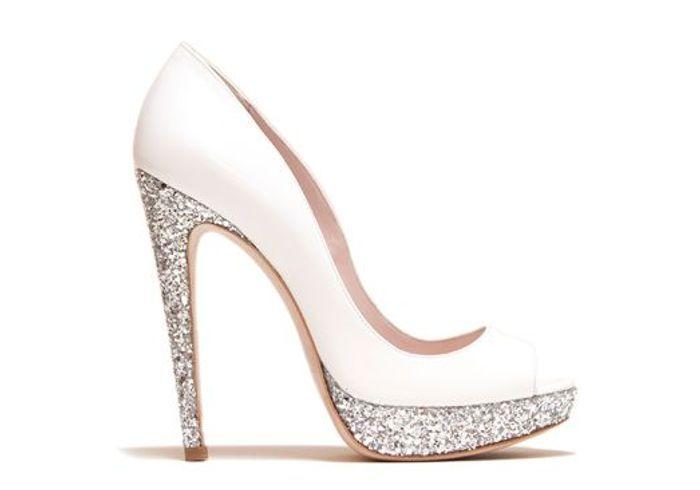 escarpins tincelants le top des chaussures pour se marier elle. Black Bedroom Furniture Sets. Home Design Ideas