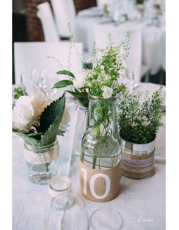 Centre de table vase centre de table nos 20 jolies - Vase plat centre de table ...