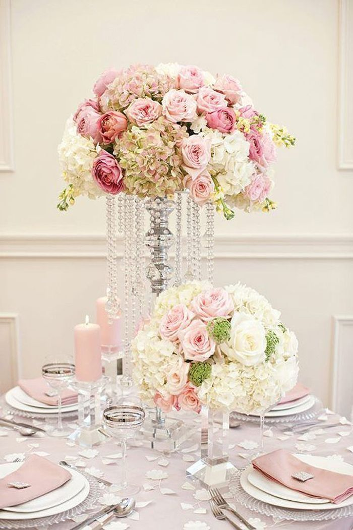 Decor Table Coeur