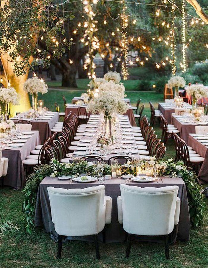 Quelle disposition des tables pour mon événement ?