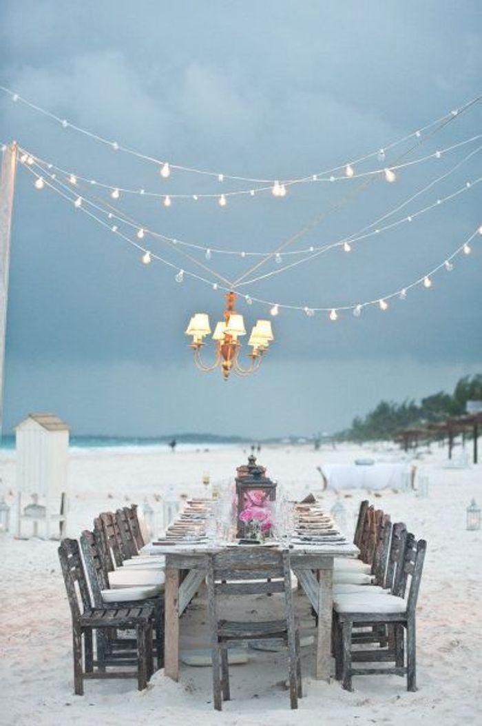 Th me mariage la plage quel th me pour mon mariage elle - Mariage a la plage ...