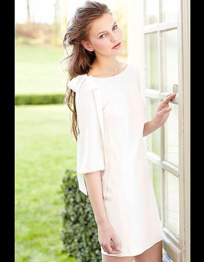 Robe de mariée Delphine Manivet pour la Redoute - 100 robes de mariée pas comme les autres - Elle