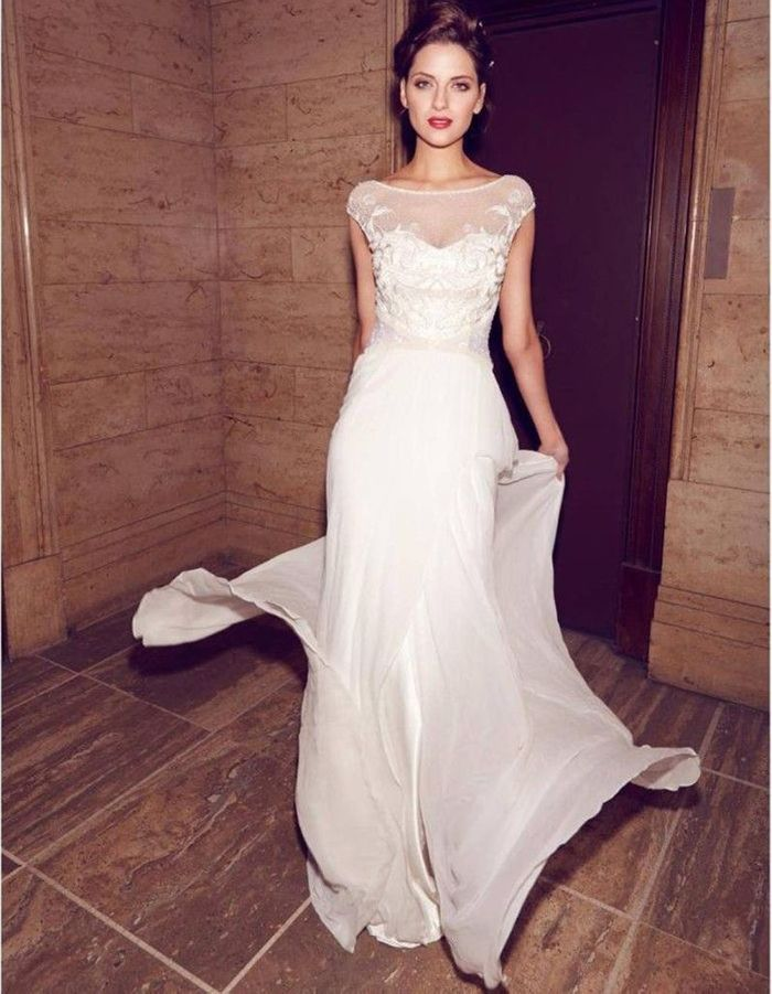 robe de mari e dentelle fluide 30 robes de mari e en dentelle rep r es sur pinterest elle. Black Bedroom Furniture Sets. Home Design Ideas