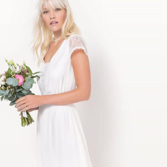 Robe de mariée Mademoiselle R