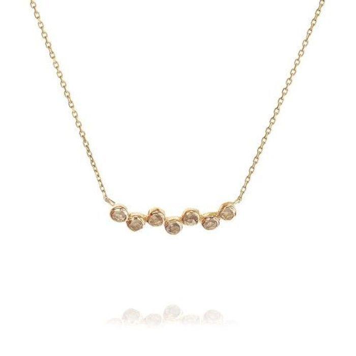 Collier en or Perle de Lune
