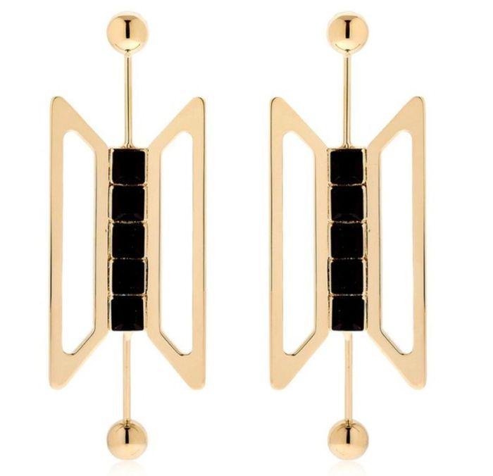 Boucles d'oreilles géométriques Natama Design