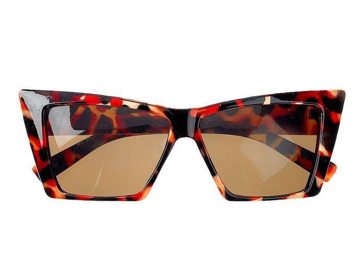 Mode tendance guide shopping lunettes petit minois graphique claires