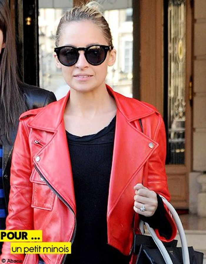 Mode tendance guide shopping lunettes petit minois nicole richie