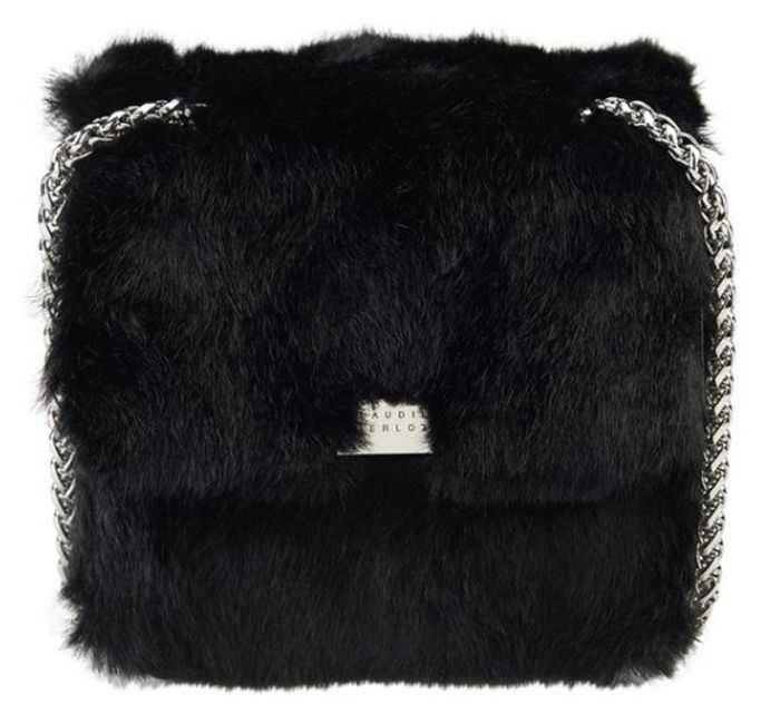 Sac fourrure Claudie Pierlot