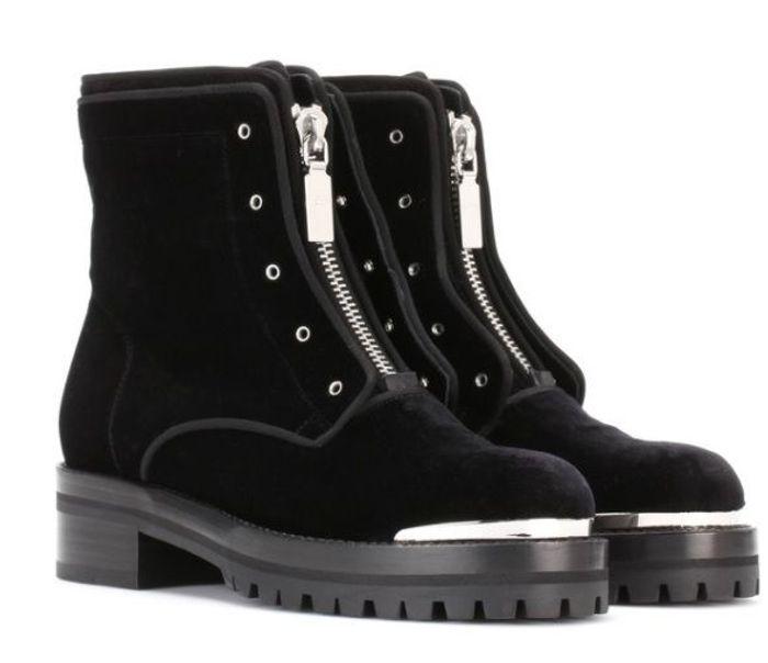 Boots Alexander McQueen