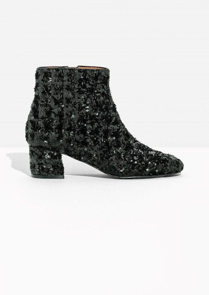 chaussures de soir e other stories 30 chaussures de soir e qui claquent elle. Black Bedroom Furniture Sets. Home Design Ideas