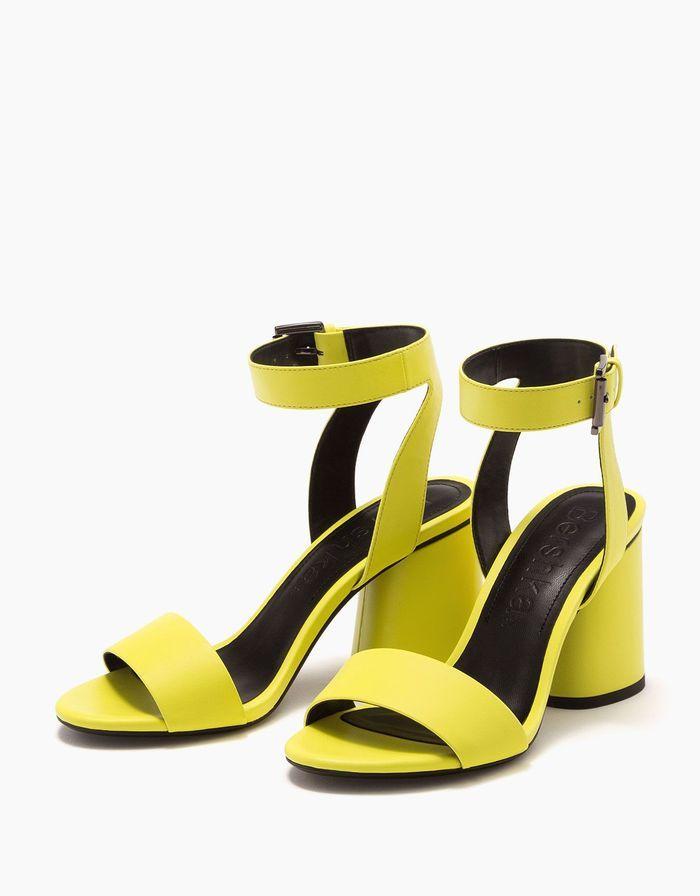 Chaussures d'été Bershka