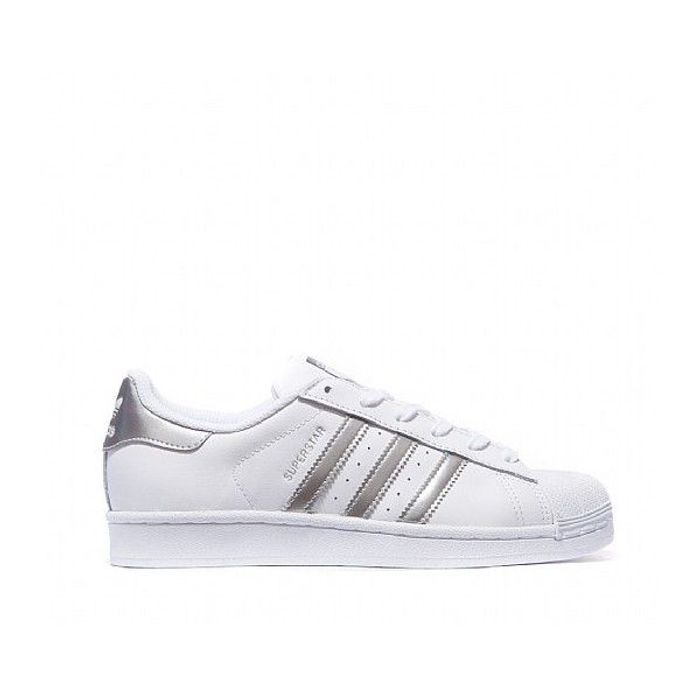 Baskets Adidas Originals   Chaussure Adidas Originals   White:Silver Metallic