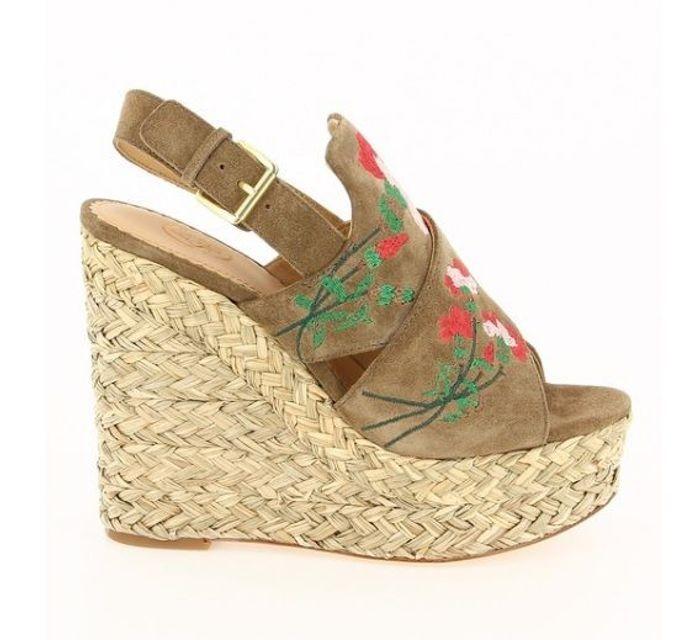 Sandales compensées Ash