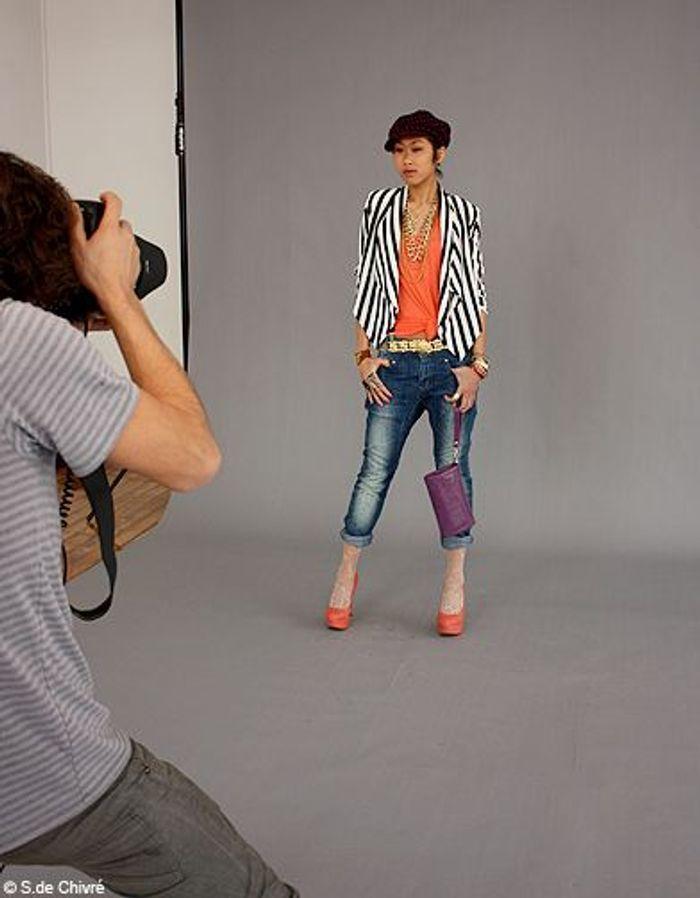 Mode diaporama casting elle aime la mode 411