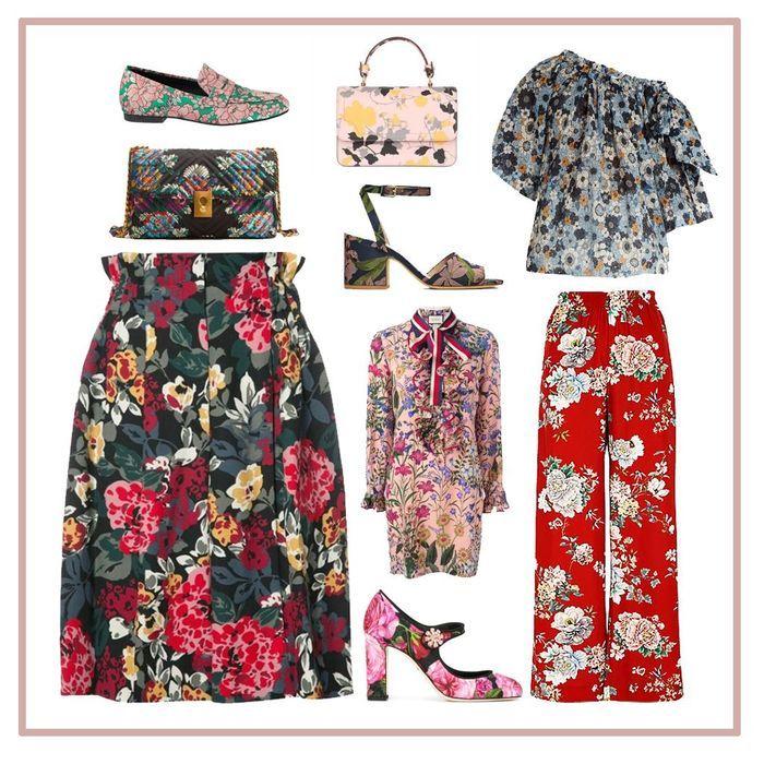 Imprimé à fleurs : nos 30 belles pièces pour le printemps