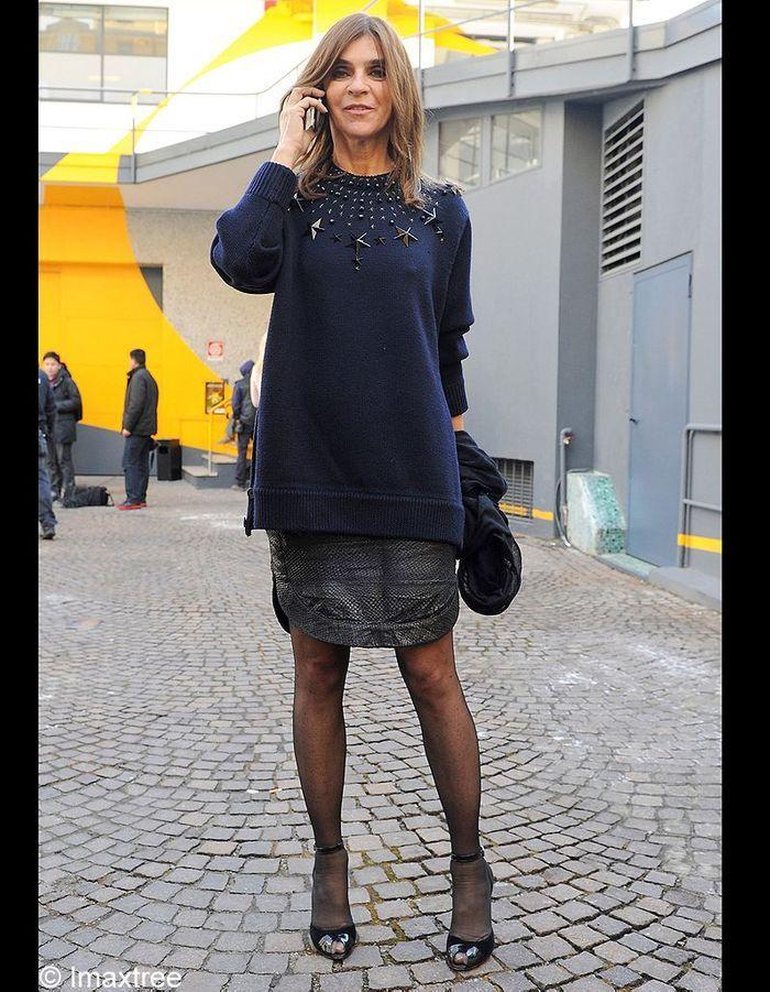 m langer du noir avec du bleu marine le faux pas c 39 est fashion elle. Black Bedroom Furniture Sets. Home Design Ideas
