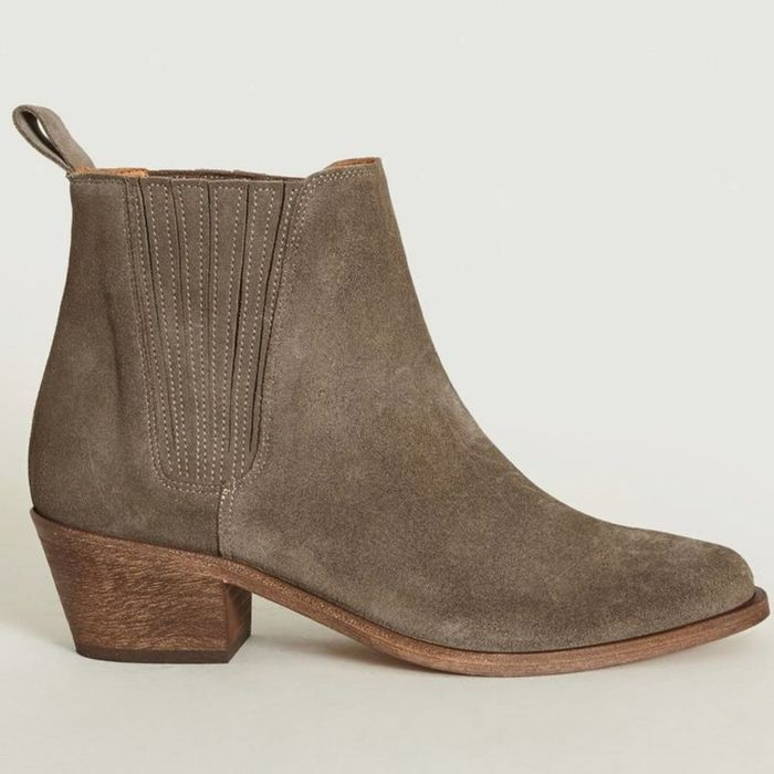 Boots Western Split Anthology Paris