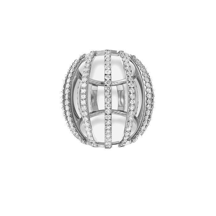 Bague diamant blanc Maison Dauphin