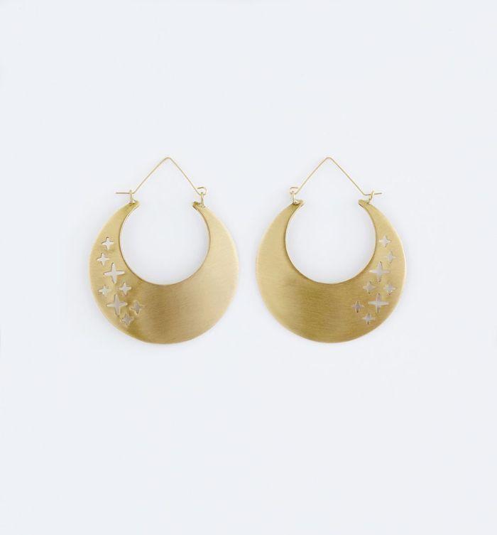 Boucles d'oreilles Promod
