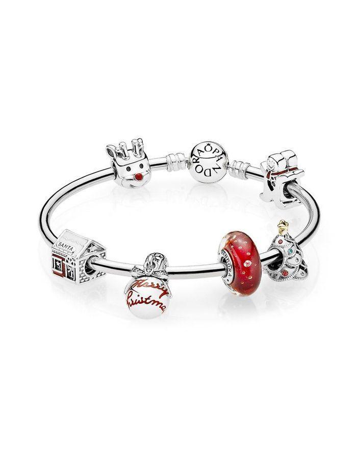 bracelet pandora la belle et la bete