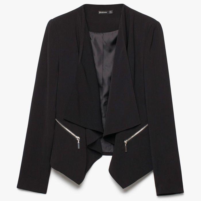 veste stradivarius 100 nouveaut s du printemps t. Black Bedroom Furniture Sets. Home Design Ideas