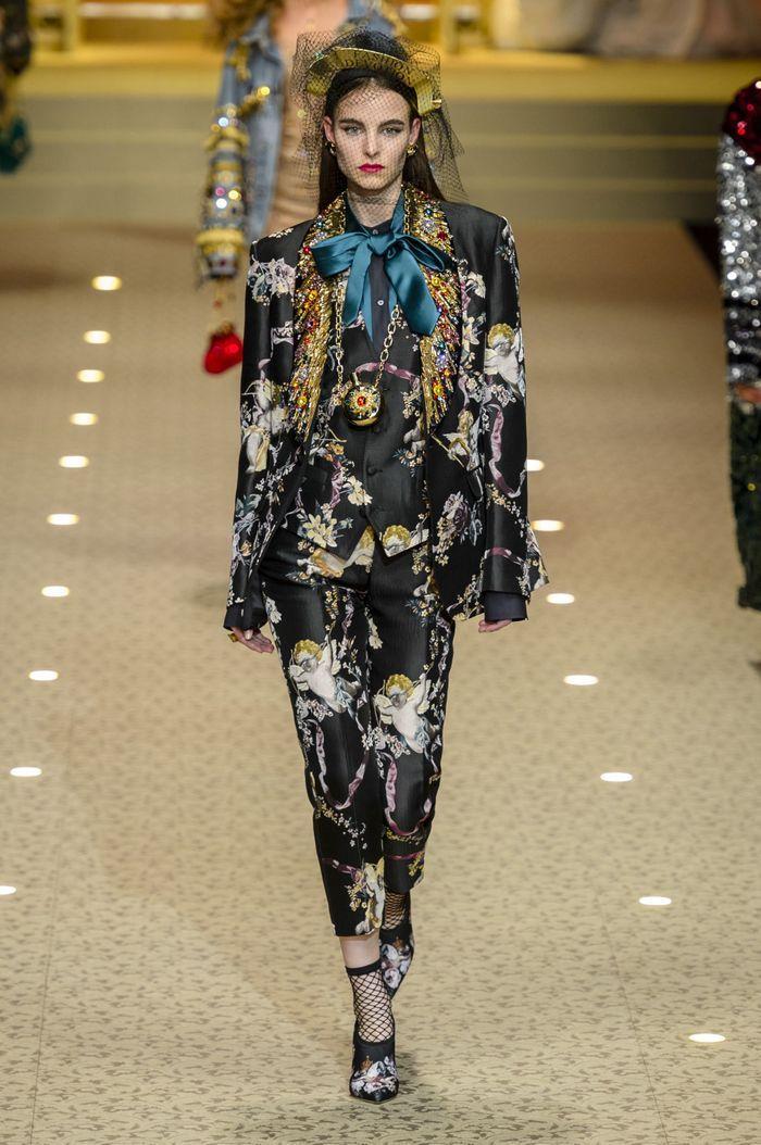 Défilé Dolce & Gabbana