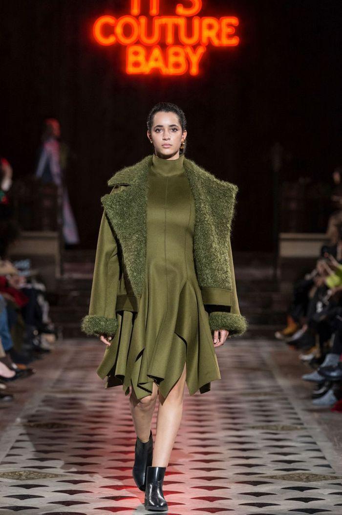 D fil maison rabih kayrouz haute couture printemps t for Mode de maison
