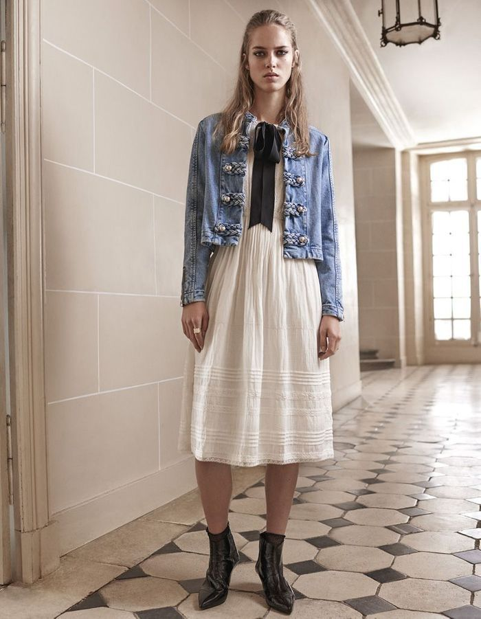 Look book Claudie Pierlot printemps-été 2016 look18