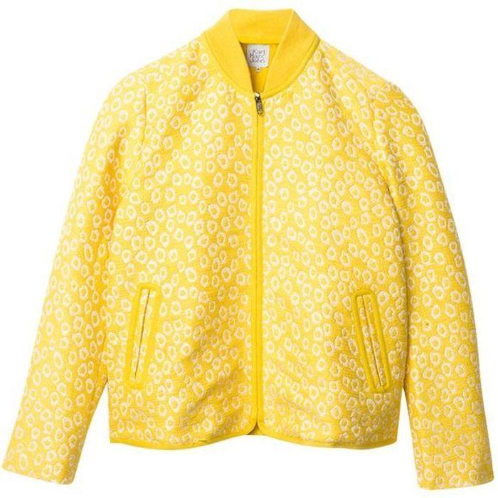 Blouson jaune Karl Marc John