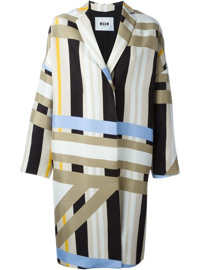 manteau sold msgm manteaux sold s 30 mod les styl s elle. Black Bedroom Furniture Sets. Home Design Ideas