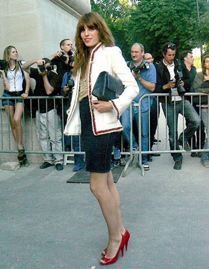 Fashion Week : Les looks des people