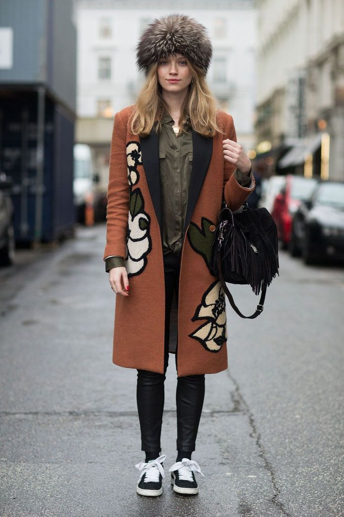 Style Street Chic Street Style Les Filles Cool Aiment Le Style Street Elle