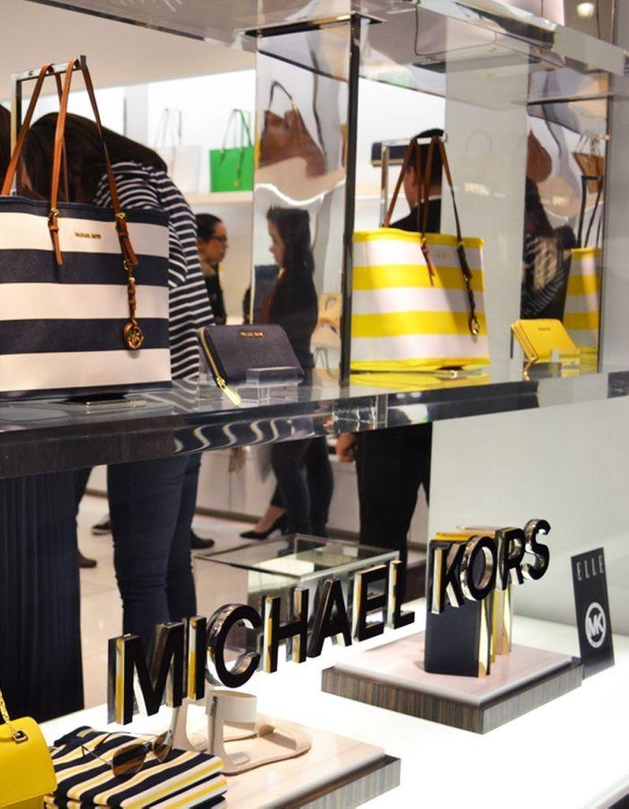Street style : toutes fan des couleurs Michael Kors