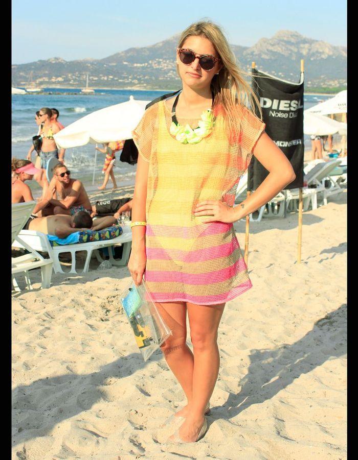 lucilia style les astuces fashion des filles la plage elle. Black Bedroom Furniture Sets. Home Design Ideas