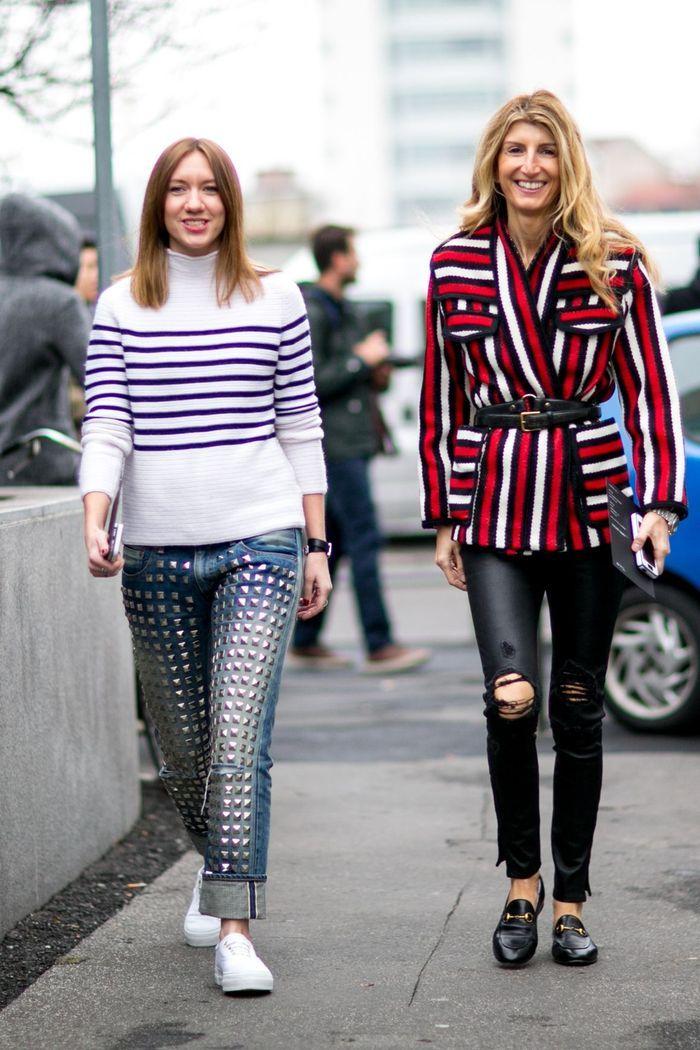 Look Sportswear Femme : comment porter le pantalon en cuir nos inspirations pour savoir comment porter le pantalon en ~ Nature-et-papiers.com Idées de Décoration