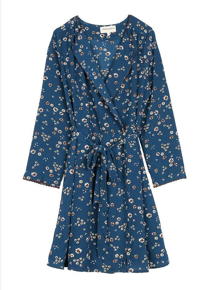 Robe automne Cherry Paris