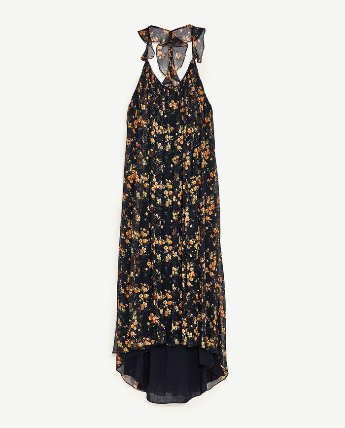 Robe bohème Zara