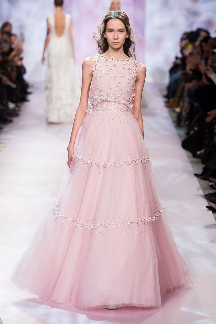 Défilé Haute Couture Georges Chakra