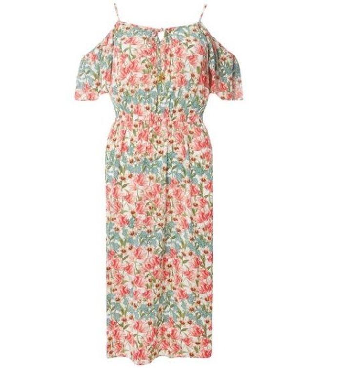Robe fleurie Dorothy Perkins