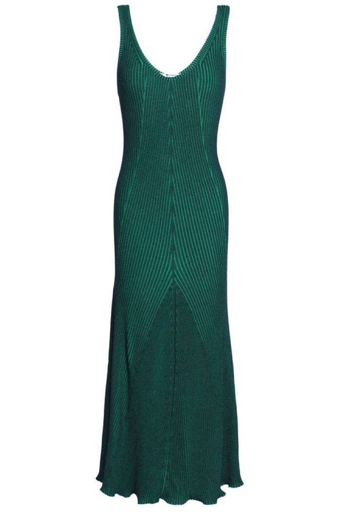 Robe fluide T by Alexander Wang sur The Outnet