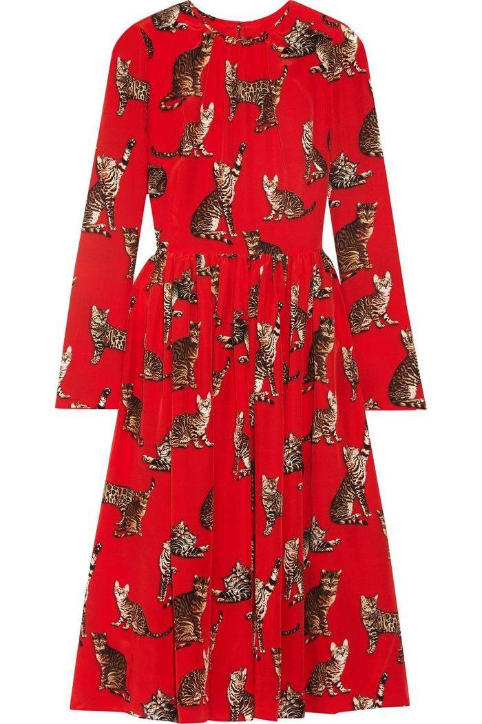 Robe hiver Dolce & Gabbana