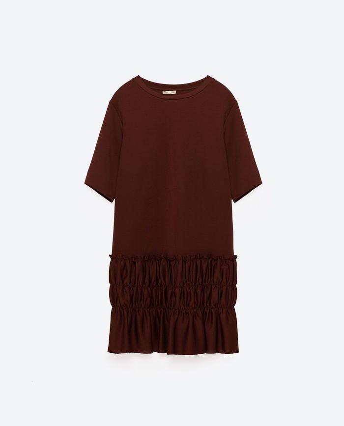 Robe hiver Zara