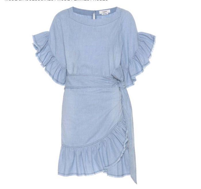 Robe printemps Isabel Marant Etoile